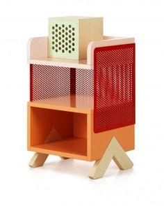 Peeping through | Note Design Studio #furniture #interior