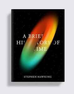 A Brief History of Time Uncommissioned cover for Stephen Hawking's A Brief History of Time.