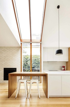 Edwardian Weatherboard House Renovated by Sheri Haby Architects 4