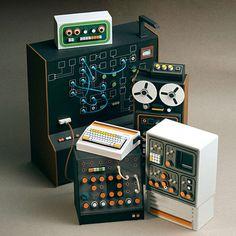 Galleries Product Design Miniatures Objects Fubiz™