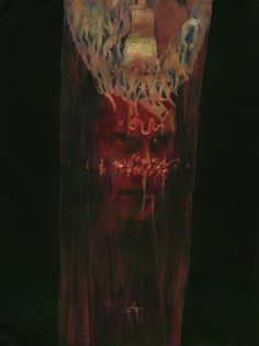 Lucifer by Denis Forkas.