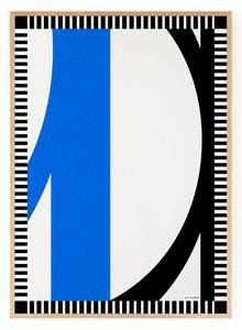 Outlined.cc Limited Edition Artwork Stem & Bowl Typographic print design artprint wallart