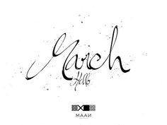 Hello, March.MAAN Design Studio #white #design #tipography #black #maan #random #march #callendar #hello #and #caligraphy