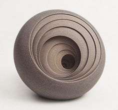 Matthew Chambers' abstract ceramic works #arts