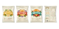 Manomasa The Dieline #packaging #manomasa