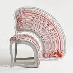 FFFFOUND! | Dezeen » Blog Archive » Lathe by Sebastian Brajkovic #chair