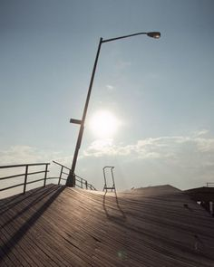 RECLAIM NYC #nyc #sandy #boardwalk #sunny
