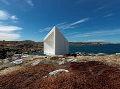 Squich Studio by Saunders Architecture | 123 Inspiration #squich #house #saunders #island #studio