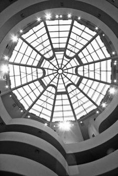 Gilberto Figueiredo - Photography, New York #white #pattern #concentric #ceiling #black #photography #roof #architecture #and #york #new