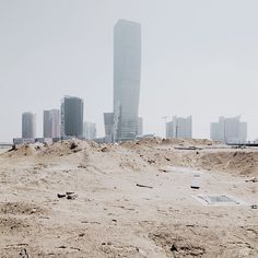 CJWHO ™ (A Photographer Turns Dubai Into A Ghost City |...) #dubai #abu #design #landscape #photography #architecture #dhabi