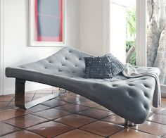 Stingray Daybed #tech #flow #gadget #gift #ideas #cool