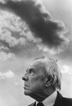 Jorge Luis Borges, Sicily, 1984Ferdinando Scianna #white #ferdinando #luis #borges #scianna #black #photography #and #joge