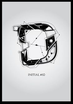 D by ~Osx86 on deviantART #typography