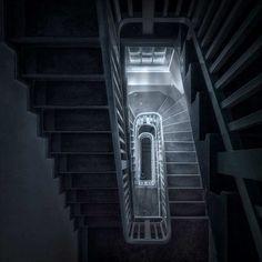 Symmetry Architecture Photography by Markus Studtmann