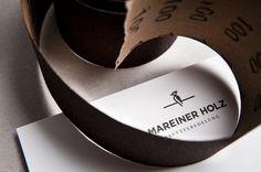 Mareiner Holz #logo #graphic #identity #branding