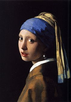 Girl with a Pearl Earring #a #earring #girl #pearl #with