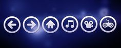 Musica Flo Browser #icons