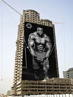 Creative Billboard Ads | InspireFirst #print #advertising #creative #billboard #outdoor #strong