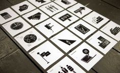 Creative minds for ambitious clients | Work » Figtree Network #simple #print #symbols