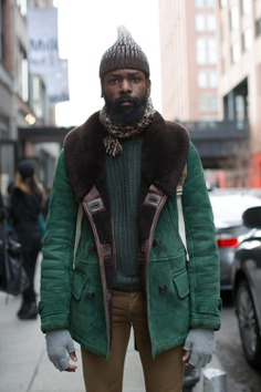 15th St., New York | The Sartorialist