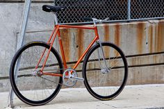 Beautiful Bicycle: Royal H Fixed Gear