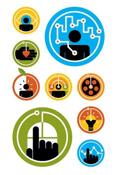 Carl DeTorres Graphic Design #icons