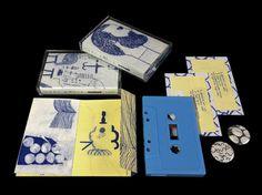 JS007 Jordskred #illustration #drawing #cassette