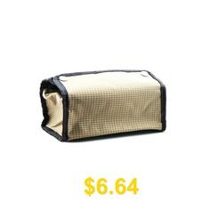LEBOSH #Car #Sun #Visor #Tissue #Box #- #COFFEE