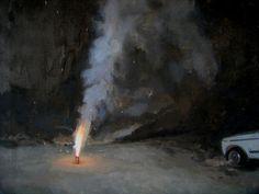 Pere Llobera #painting #paint #texture #oil