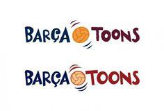 Barça toons guía de estilo | Ciscu Design #barã§a #logos #fc #barcelona #toons