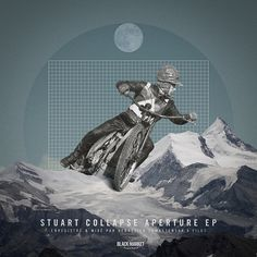 Stuart Collapse Aperture EP - 13decembre - Séverin Boonne #music #collage