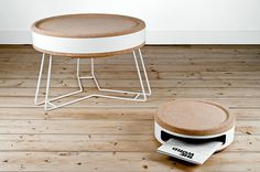 Wood Kork Furniture Contemporary