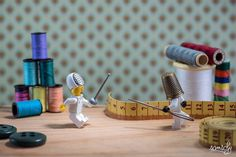 Legography: Incredible Toy Photography by Sofiane Samlal
