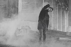 Superhjälten Viktor Norén - Rodeo Magazine #white #black #photography #and #man
