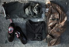 Expressions Realia » The Café Racer Jacket – Archived #fashion #mens #photography