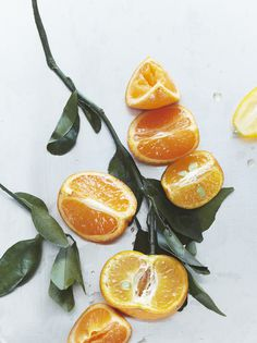 Source: enbasdechezmoi #orange #fruit