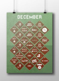 What\'s on December