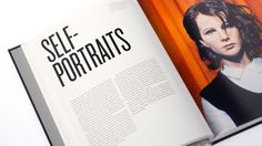 21st Century Portraits, National Portrait Gallery | Thomas Manss & Company #design #book #photography #art #typography