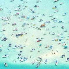 #beachlife: Minimalist and Fine Art Aerial Photography by Jorge de la Torriente
