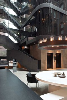 Monday Edit | Piero Lissoni: In Profile | Inspiration DE #hotel #architecture
