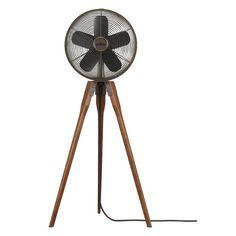tripod, fan