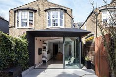 Striking Timber-Clad Extension for a Ground Floor Flat in South London
