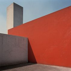 ↪ #architecture #red #shapes