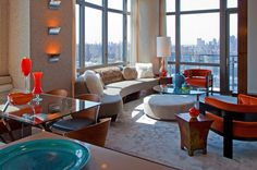 Chelsea Highrise apartment