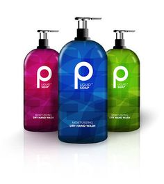 P liquid -New- : Salih Kucukaga #packaging