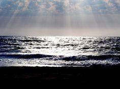 Personal Work #ocean #sun #black #photography #sea #purple #contrast