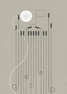 A-Z of Unusual Words #pogonotrophy #swords #unusual