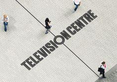 Televisioncentre BBC #logo #televisioncentre #bbc #identity