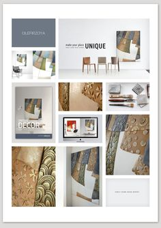 ART Wall on Behance #olefir #zoya