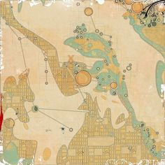 Urban Growth Strategy 06 ($100-200) - Svpply #vintage #art #map